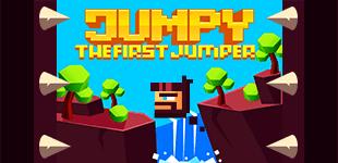 Джампи: первый прыгун